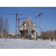 Научное сопровождение строительства объектов (Scientific support of unique building projects) фото
