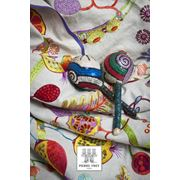Ткани льняные декоративные фото