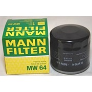 Фильтр масляный MANN MW64 для мотоциклов фото