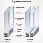 Замена стеклопакета окон ПВХ фото