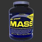 Белково-углеводные смеси MHP UP YOUR MASS фото