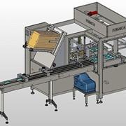 Автоматическое оборудование для групповой упаковки модель Formeca CP/TP фото