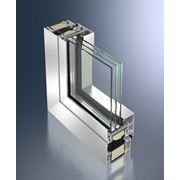 Окна алюминиевые из профиля Schuco фото