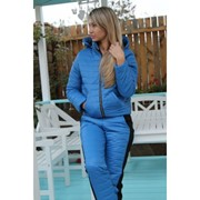 Женский костюм на синтепоне Мария фото