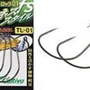 Крючок офсетный OWNER Cultiva 11757-04 с креплением для приманки(4 шт/уп) фото