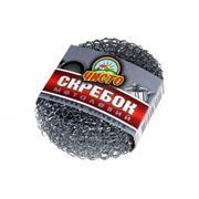 Скребки кухонные «ПРОСТО» «ЧИСТО» металлический 1шт. Украина фото