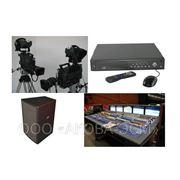 Установка Систем театральной трансляции и режиссерской связи фото