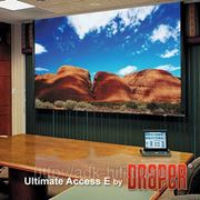 Экраны моторизованные Draper Ultimate Access/Series E фото