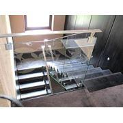 Металлические лестницы от производителя фото