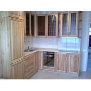 Деревянная мебель для дома фото