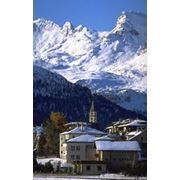 Лучшие альпийские курорты Австрии фото