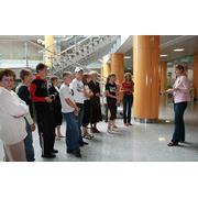 Экскурсии по Национальной библиотеке Беларуси фото
