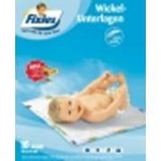 Впитывающие гигиенические пеленки Fixies Baby Diaper №10 фото