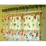 Занавеси для детской комнаты фото