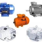 Электродвигатели крановые ДМТF011-6 фото