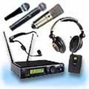 Микрофоны радио системы наушники и аксессуары фото