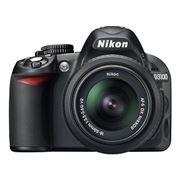 Фотокамера зеркальная Nikon D3100 фото