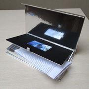 Упаковка бумажная для дисконтных карт фото