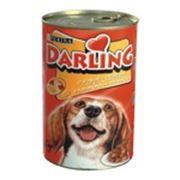 DARLING для собак (утка и печень) консервы 12 кг фото