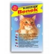 Комкующиеся наполнители S.Benek Compact 20 кг. фото