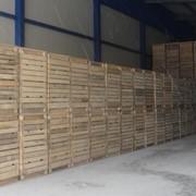 Ящики деревянные для картошки фото