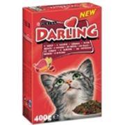 DARLING для кошек (мясо и овощи) 400 г фото