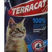 Адсорбенты минеральные для туалетов и для ухода за домашними животными TERRACAT фото