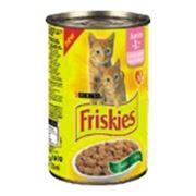 FRISKIES для котят (курица индейка морковь) 400 г фото