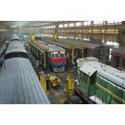 Услуги по техническому обслуживанию и ремонту подвижного состава железнодорожного транспорта фото