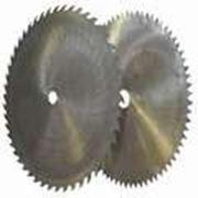 Пила круглая плоская для распиловки древесины фото