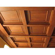 Ремонт деревянного потолка фото