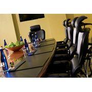 Обеды и Ужины в зале заседаний совета директоров фото