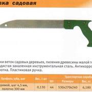 Ножовка садовая ДЕЛЬТА фото