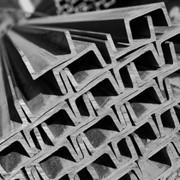 Швеллер стальной горячекатанный (ГОСТ 8240-97) 100х50x4,0 стЗсп/пс фото