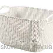 "Корзина для хранения Curver ""Knit"" 03670 (19л) фото"