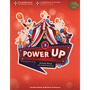 Power Up 3 Activity Book With Online Resources And Home Booklet фото