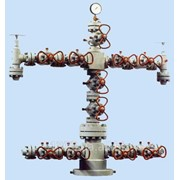 Арматура фонтанная для нефтяных и газовых тип АФ фото