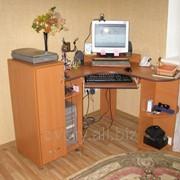 Стол компьютерный угловой фото