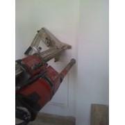 Сверление отверстий в стенах Донецк и Донецкая область фото