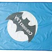 "Флаг ""Спецназа ГРУ"" 90х135 см. фото"