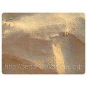 Песок речной светло-желтый (Чебоксары) в мешках 50кг. фото