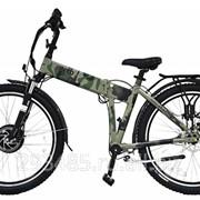 Электровелосипед Eltreco Patrol Cardan 28 фото