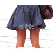 Джинсовые юбки фото