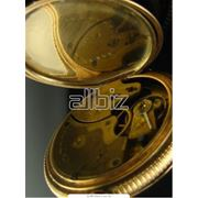 Часы золотые фото