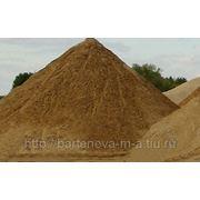 Песок (0.1-10 т). фото