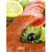 Изделия колбасные полукопчёные фото