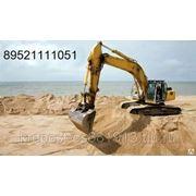 Песок фракции 0,2 фото