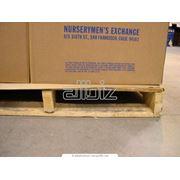 Услуги складирования и хранения грузов на паллетах фото