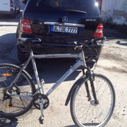 Велосипед фирмы Bergamont фото