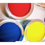 Краски алкидные фото